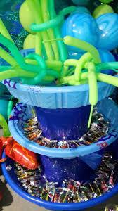 under the sea theme balloon decorations youtube