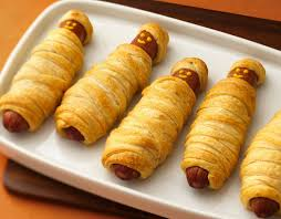 recipe crescent mummy dogs dogs are all wrapped up in u2026 flickr