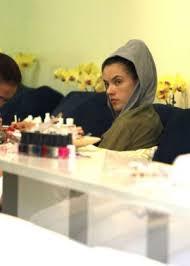 alessandra ambrosio in leggings at a nail salon 08 gotceleb