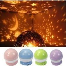 Rotating Night Light Projector Constellation Lamp Night Light Foter