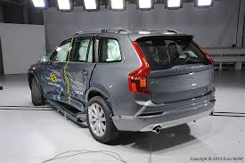 volvo minivan a guide to euroncap u0027s safest cars of 2015 autoevolution
