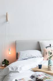 Hanging Lights For Bedroom by Best 25 Hanging Lamps Ideas Only On Pinterest Bedroom Lighting