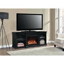 electric fireplace stand tv menards corner stands white walmart