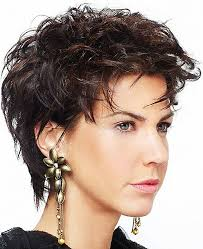 womans short hairstyle for thick brown hair short hairstyles for women with thick curly hair awesome 45 best