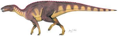 edmontosaurus dinosaurs and barbarians
