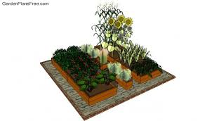 free vegetable garden plans free garden plans how to build