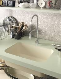 Corian Kitchen Sink by Dupont Corian Ready Made Kitchen Sinks E Architect