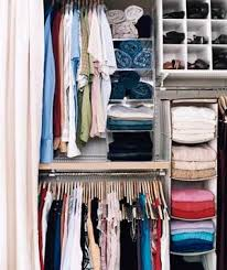 How To Organize Pants In Closet - inspirational closets real simple