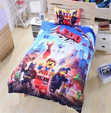 new arrive high quality lego bedding duvet cover set lego teen boys bedding twin full