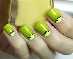 kiwi nail art by the nail network kbshimmer blog