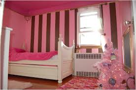 wall paint two color combination curtain combination with pink