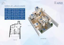 azizi aura residence floor plans binayah real estate
