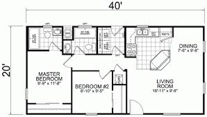 Small Floor Plans Little House On The Trailer Affordable Small Modular Homes 20 X