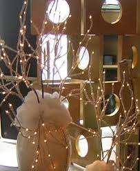 Led Branch Centerpieces by Led Branch Centerpieces Led Beach Branch Centerpiece Flowers