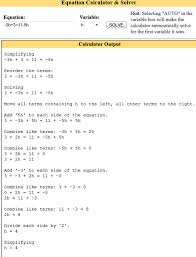variables both sides equations solver calculator