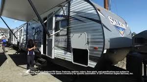 salem travel trailers floor plans forest river salem t27tdss youtube