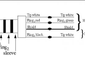 headphone mic wiring diagram wiring diagram