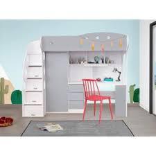combin lit bureau lit combine bureau achat vente pas cher