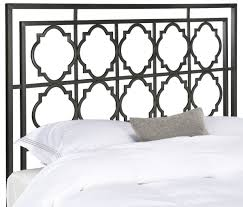 silva antique iron headboard headboards furniture by safavieh