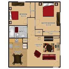 tiny house 500 sq ft tiny house floor plans under 700 sq ft home deco plans