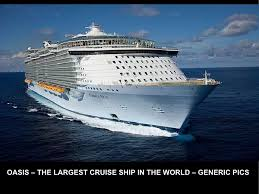 Largest Cruise Ship Oasis The Largest Cruise Ship In The World Generic Pics