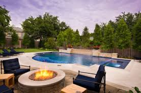 backyard pool design with mesmerizing effect for your home traba