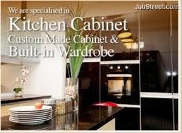 Indoor  Outdoor Kitchen Cabinet Sales Designer Job CLS Kitchen - Cls kitchen cabinet