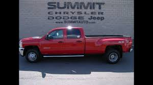 sold 9053 used 2013 chevy silverado 3500 duramax diesel dually