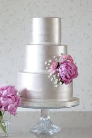 best 25 silver cake ideas on pinterest silver wedding cakes