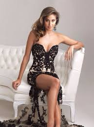 Black And Gold Lace Prom Dress 265 Best Prom And More Images On Pinterest Graduation Formal