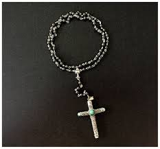 cruel intentions rosary cruel intentions rosary new sterling silver turquoise classic