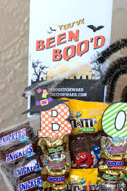 trick or treat how to make your own boo kit and booitforward