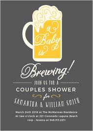 Couple Shower Invitations Baby Shower Invitations For Boys Basic Invite