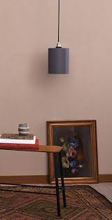 L Shade Cylinder L Shade Grey L Incl E27 Pendant Frama Collection