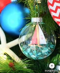 diy sailboat ornaments sailboats interior decorating and ornament