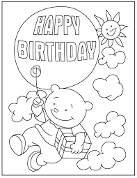 61 best birthday images on pinterest birthdays coloring and
