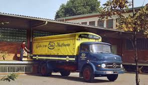 semi truck configurator short hood long service life mercedes benz