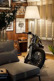 Harley Davidson Home Decor by Garage Makeover Ideas Harley Garage Decor The Garage Journal