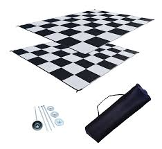 Outdoor Rv Rugs by Amazon Com Rv Patio Mat Awning Mat Outdoor Rug Trailer Mat