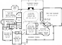Farm House Plans by Traditional Style Ranch Farmhouse W Wrap Around Porch Hq Plans