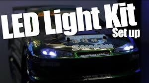 new rc led light kit