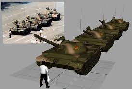 diary in exile tiananmen square augmented reality