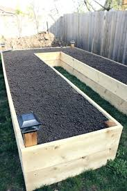 build deck planter box unique raised planter box design best ideas