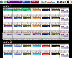 Workout Excel Spreadsheet Excel Spreadsheet Workout Tracker Tool U0026 Nutrition Guide Manager