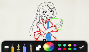 one touch draw sketch u0026 paint android apps on google play