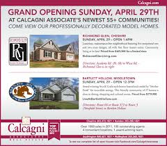 New Homes Decorated Models by Cheshire New Construction Archives Calcagni Real Estate