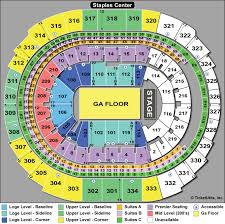 Staples Center Seat Map Quotes About Seat Number 21 Quotes