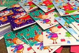 is sending christmas cards a dying tradition abc news