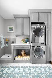 unique kitchen design with washing machine home design