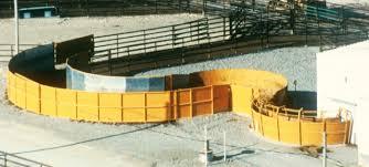 Cattle Barns Designs Serpentine Ramp Temple Grandin Design And Violence